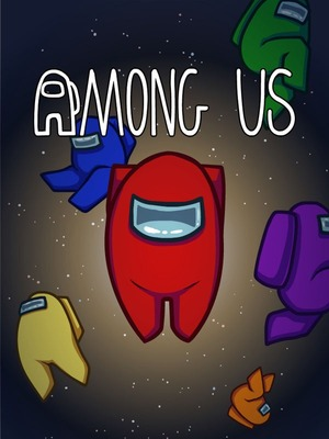 Cover for Among Us.
