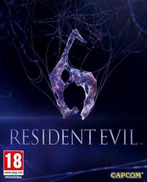 Cover for Resident Evil 6.