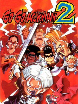 Cover for Go Go Ackman 2.