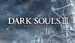 Cover for Dark Souls III: Ashes of Ariandel .