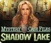 Cover for Mystery Case Files: Shadow Lake.