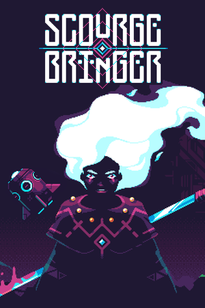 Cover for ScourgeBringer.