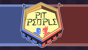 Cover for Pit People.