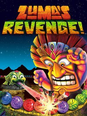 Cover for Zuma's Revenge!.