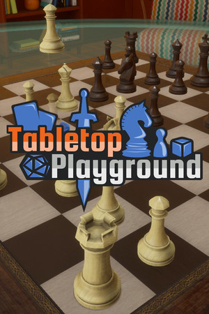 Cover for Tabletop Playground.