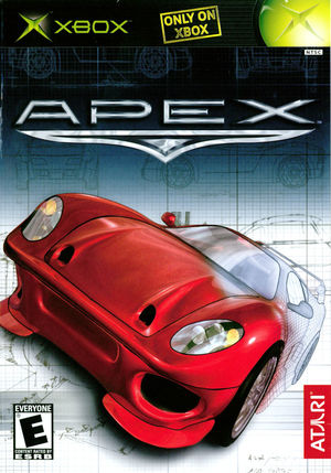Cover for APEX.