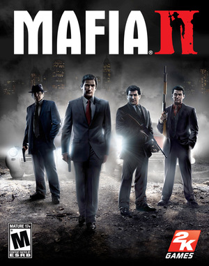 Cover for Mafia II.