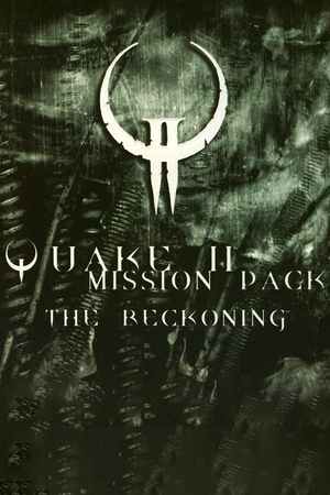 Cover for Quake II Mission Pack: The Reckoning.