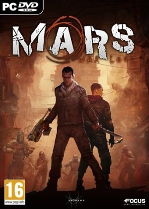 Cover for Mars: War Logs.