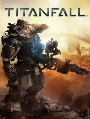 Cover for Titanfall.