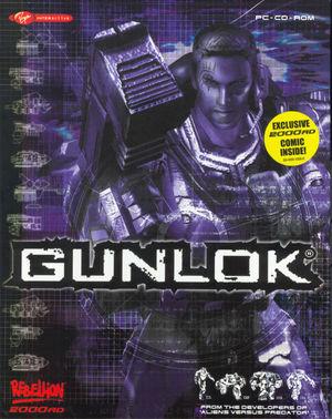 Cover for Gunlok.