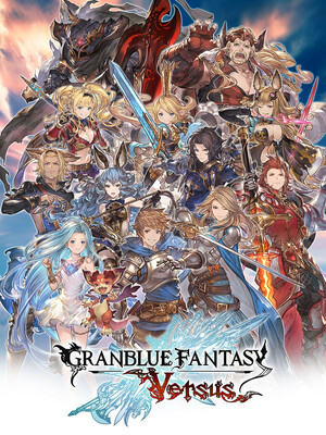 Cover for Granblue Fantasy: Versus.