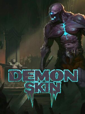Cover for Demon Skin.