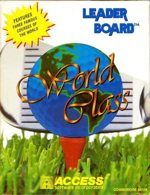 Cover for World Class Leader Board.