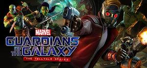 Cover for Guardians of the Galaxy: The Telltale Series.