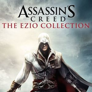 Cover for Assassin's Creed The Ezio Collection.