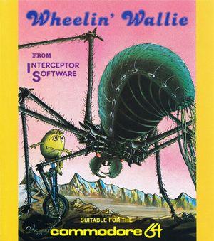 Cover for Wheelin' Wallie.