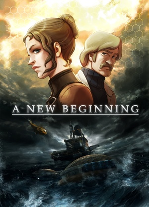 Cover for A New Beginning.