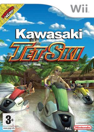 Cover for Kawasaki Jet Ski.