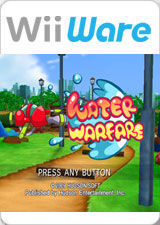 Cover for Water Warfare.