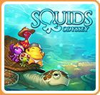 Cover for Squids Odyssey.
