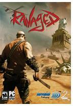 Cover for Ravaged.