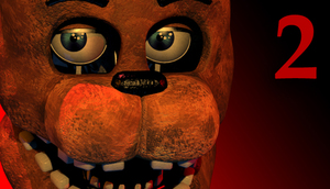Cover for Five Nights at Freddy's 2.
