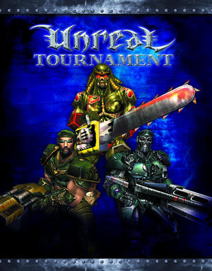 Cover for Unreal Tournament.