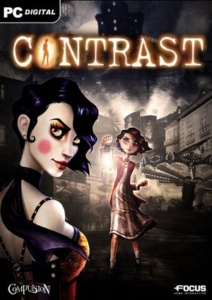 Cover for Contrast.
