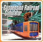 Cover for Suspension Railroad Simulator.