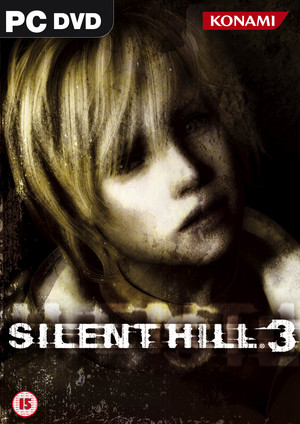 Cover for Silent Hill 3.