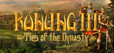 Cover for Konung III: Ties of the Dynasty.
