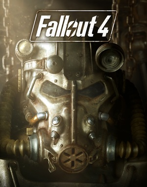 Cover for Fallout 4.
