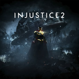 Cover for Injustice 2.