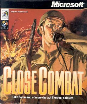 Cover for Close Combat.