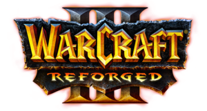 Cover for Warcraft III: Reforged.