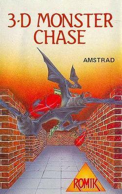 Cover for 3D Monster Chase.