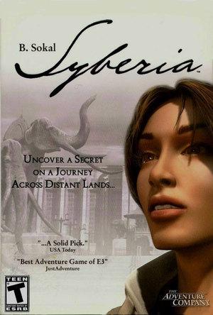 Cover for Syberia.