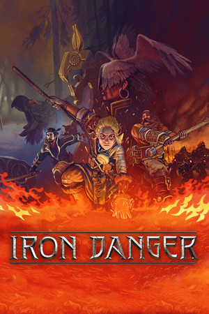 Cover for Iron Danger.