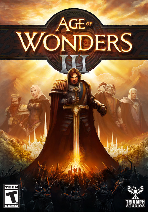 Cover for Age of Wonders III.