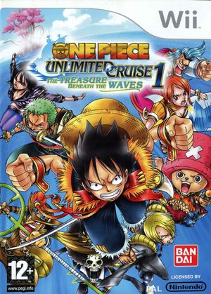 Cover for One Piece: Unlimited Cruise.