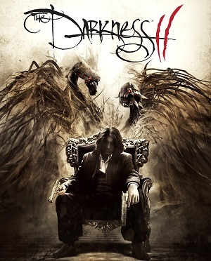 Cover for The Darkness II.