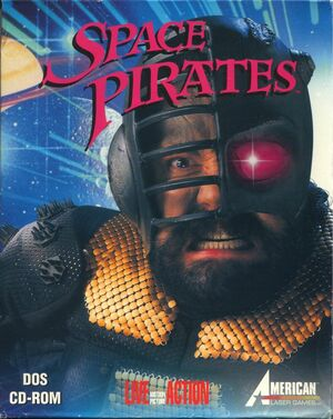 Cover for Space Pirates.
