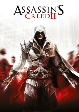 Cover for Assassin's Creed II.