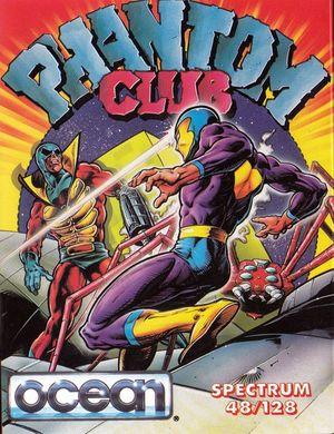 Cover for Phantom Club.