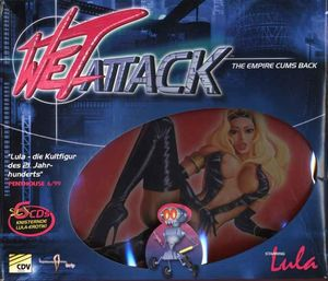 Cover for Wet Attack: The Empire Cums Back.