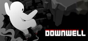 Cover for Downwell.