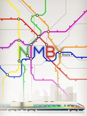Cover for NIMBY Rails.