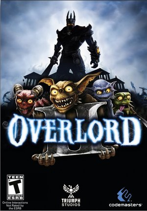 Cover for Overlord II.