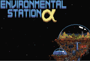 Cover for Environmental Station Alpha.